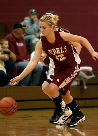 SNHS Girls Basketball vs WC 2007
