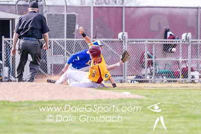 Park Baseball v KCC Fielding 2020