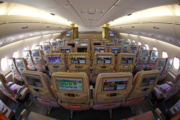 Airline Cabins of the World