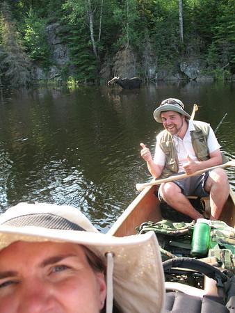 Winchell Lake BWCA 07/07
