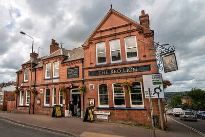 The Red Lion, Nottingham