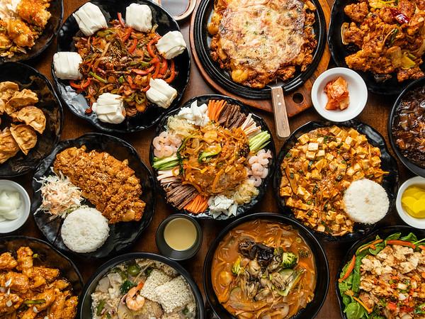 Bbong Korean Restaurant
