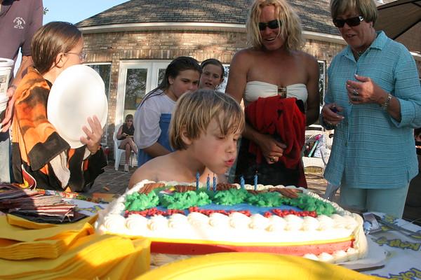 GALA SPRING FIESTA Saturday 05 05 2007 Greyson's Birthday Party