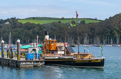 Dartmouth Harbour Cruise - PS Kingswear Castle - September 10, 2020