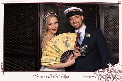 Vanessa e Carlos Felipe