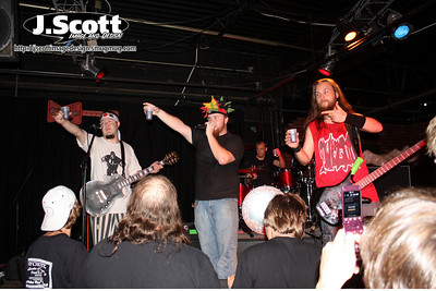 Psychostick and Others 07/25/10