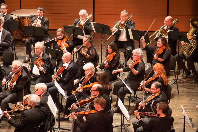 Symphony of the Potomac, January 29, 2017