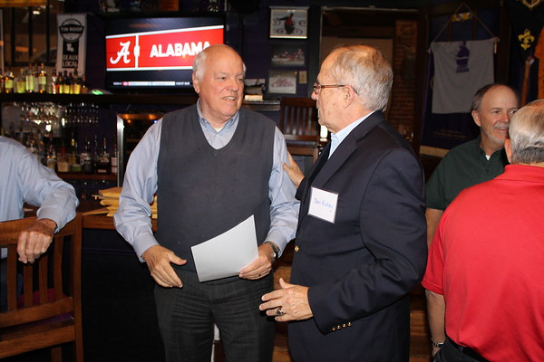 Istrouma Kiwanis Organizational Meeting