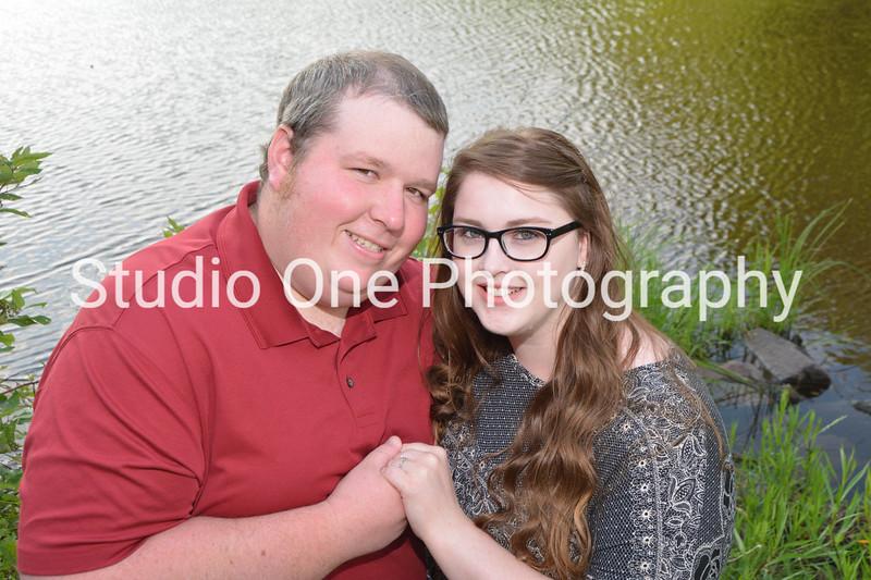 Brooke and Aaron Haworth