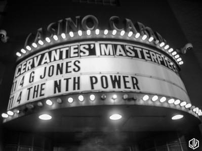 G Jones & NastyNasty - Cervantes - Denver, CO - November 4, 2016