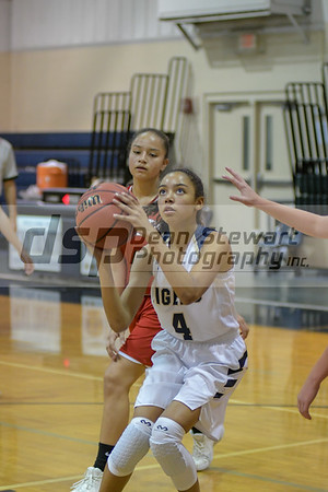 Varsity Girls Basketball 12-10-18