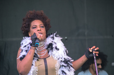 2015 Richmond Jazz Festival - Macy Gray