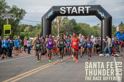 Half Marathon Start 2019