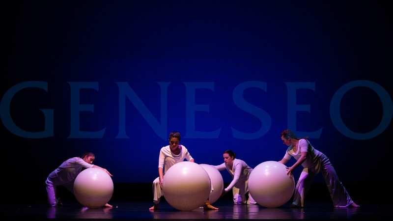 Geneseo Dance Ensemble: Bodies in Motion