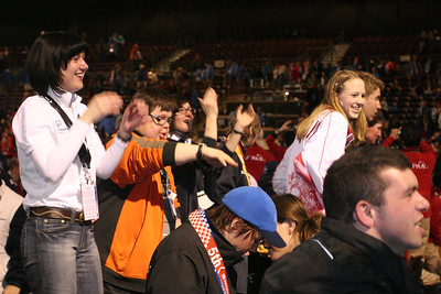 2009 Winter Special Olympics Dance