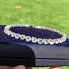 10.50ctw Round Brilliant Diamond Tennis Bracelet 0