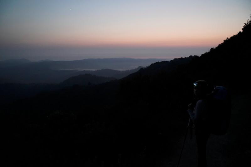 Hike in Santa Cruz Mountains