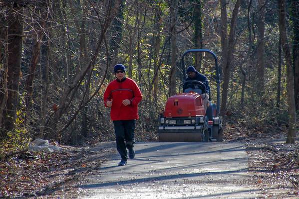 Trail Improvement 2015