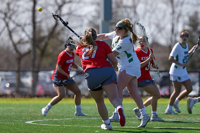 3/13/2021 York College Women's Lacrosse vs King's College