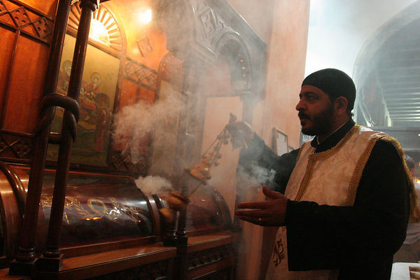 Coptic Christmas, Egypt