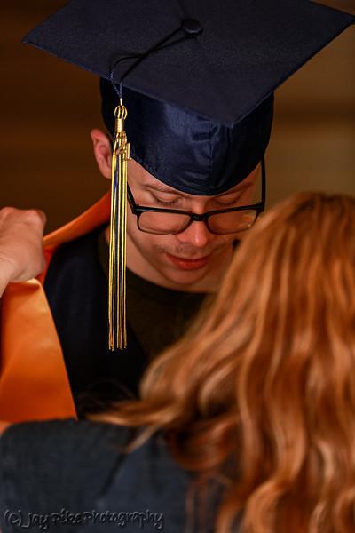 May 13, 2021 - Joey Graduate Photos