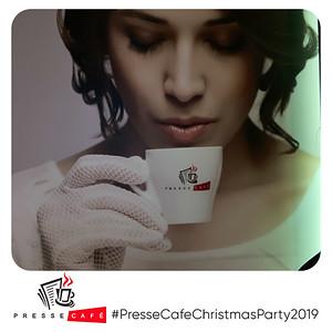 Presse Café Party de Noël 2019