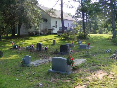 Mount Zion Church & Cemetery