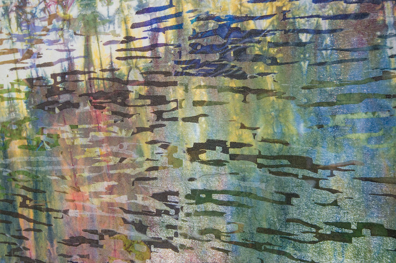 Lilly Pond II detail