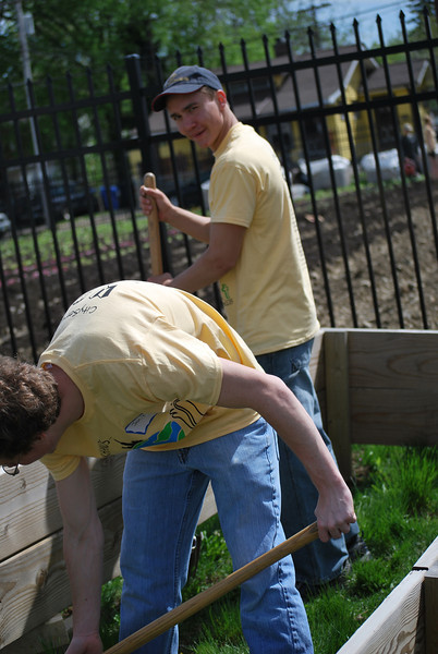 CitySERVE 2013  - Location: Rising Harvest  