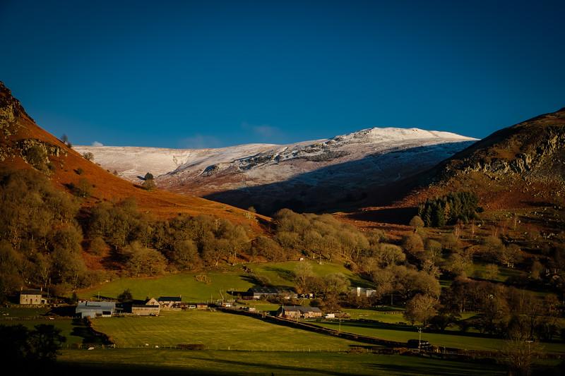 Llangynog, Wales, Powys