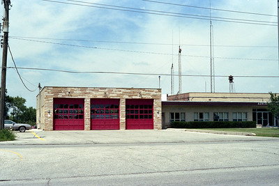 JUSTICE FIRE DEPARTMENT