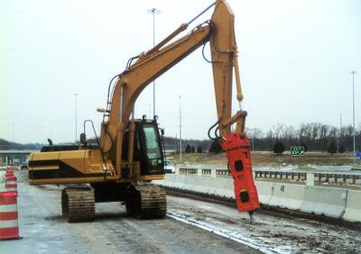 E208 Hydraulic Hammer