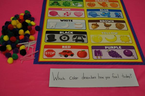 Shape A Story, Rainbow a Rhyme  2011