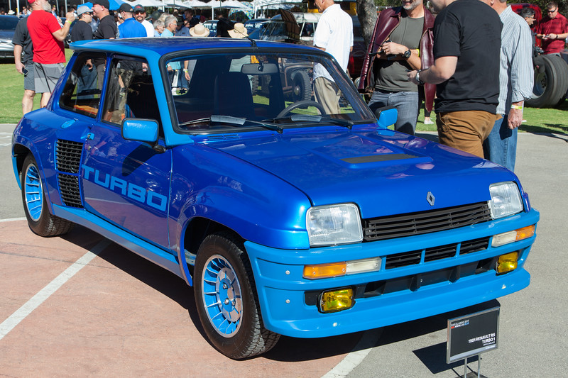 1981 Renault R5 Turbo 1