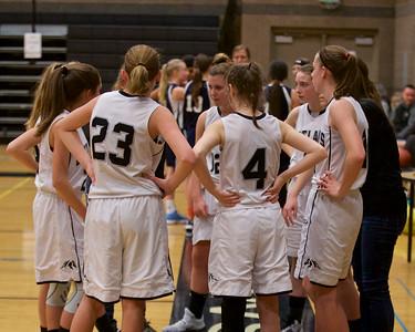 Outlaw 7th Grade Girls  Basketball @ Central Oregon Shootout 1-19-2019