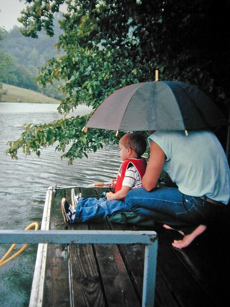 Fishin' in the Rain