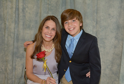 5th Grade Mother-Son Luncheon