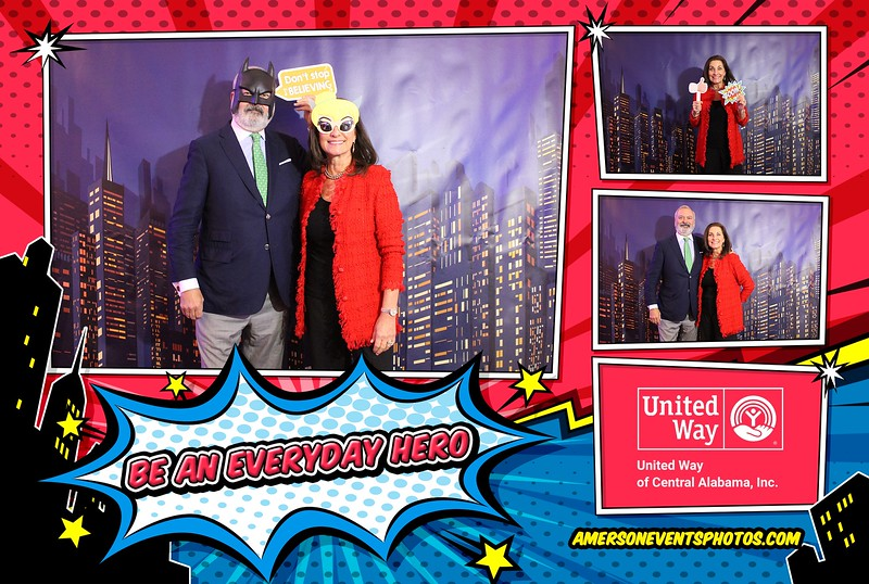 United Way Wrap Up Party 2019