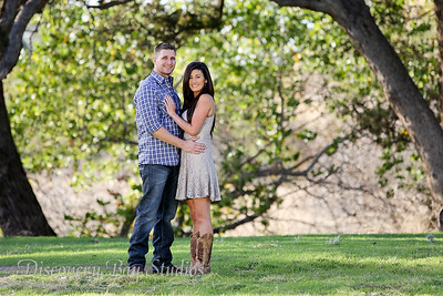 Ashley & Josh Engagement Shoot 10-23-2016