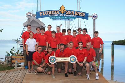 Florida Sea Base 2010