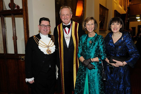WCIB Banquet at Guildhall, 27.2.18