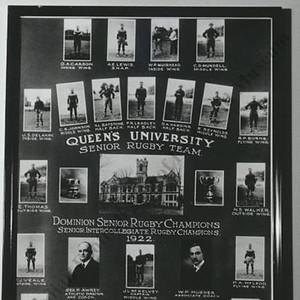 Queen's Football - Pre-1998
