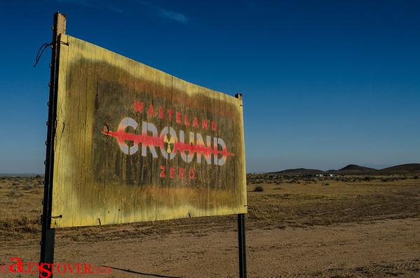 Wasteland Ground Zero 2019