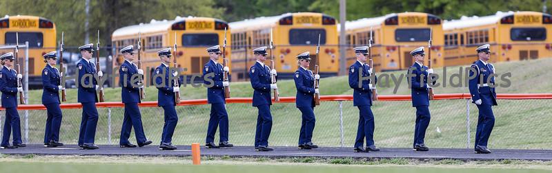 Coast Guard Drill Team 5/1/15