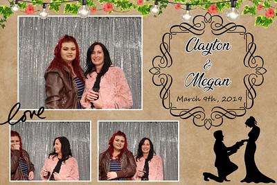 Clayton & Megan