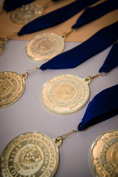 PBSC Honors College Medallion Ceremony