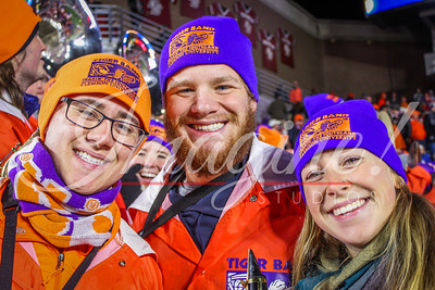 Clemson at Boston College - Photos by Alicia Cameron
