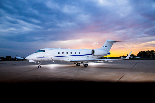 Challenger 300 N363CL (High Res No Logo)