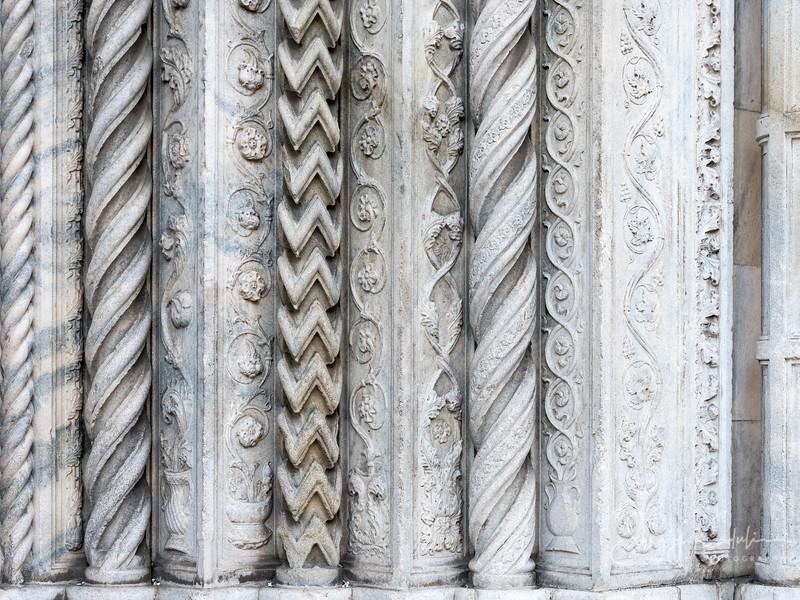 Stone art of Italy