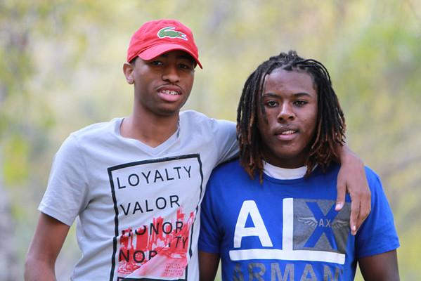 Nicholas and TJ